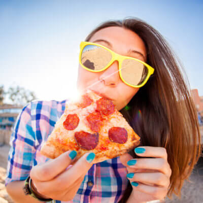 Why Pizza Is The Only Boyfriend You'll Ever Need