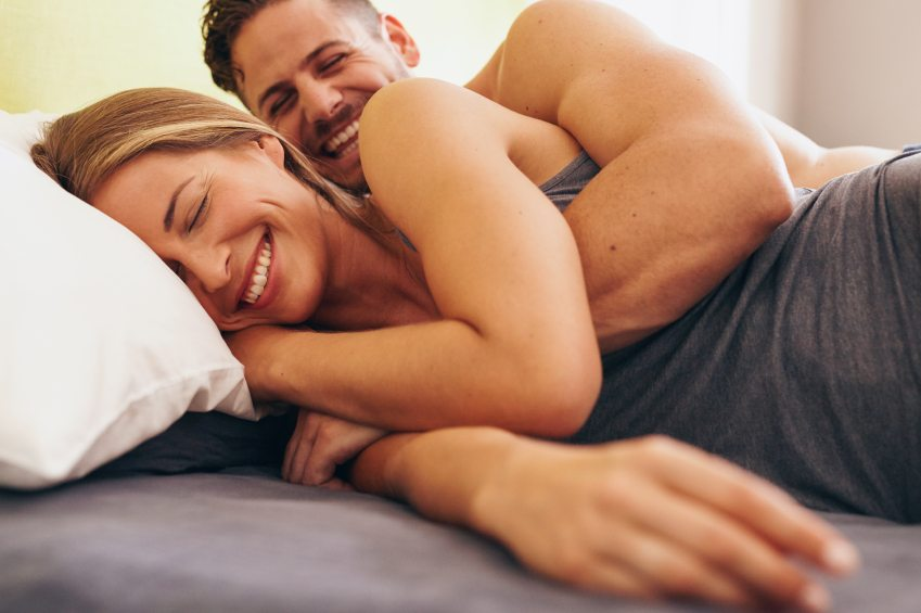 The Best Sex Positions For When You're Feeling Lazy But Want An Orgasm