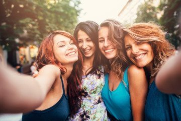 8 Types of Friends Every Girl Needs