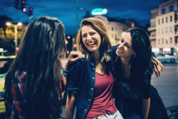 Your BFFs Are Your Real Soulmates — Here's Why