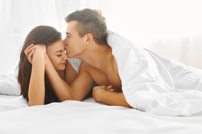 Sexy hot couples sex