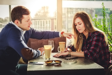 11 Signs The Guy You're Dating Is A D*ck