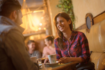 If You Throw Out These 12 First Date Expectations, You'll Have A Way Better Time
