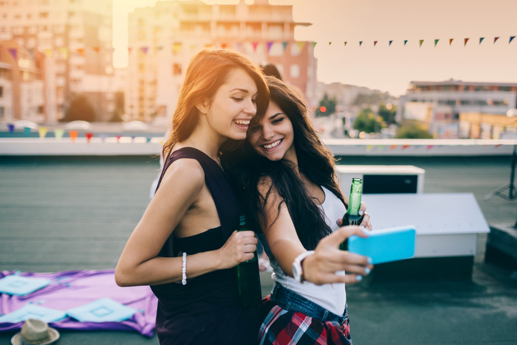 The Secret To A Happy Life Is True Friends & Not Love — Here's Why