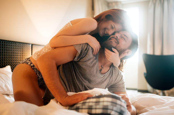 13 Signs That You & Your Guy Have Great Chemistry