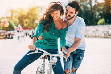 15 Signs He's *Really* Into You