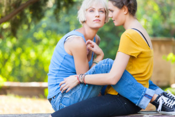 I'm Bisexual, But The Idea Of Dating Other Women Freaks Me Out
