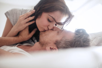 Confession: I Fantasize About Everything BUT My Boyfriend During Sex