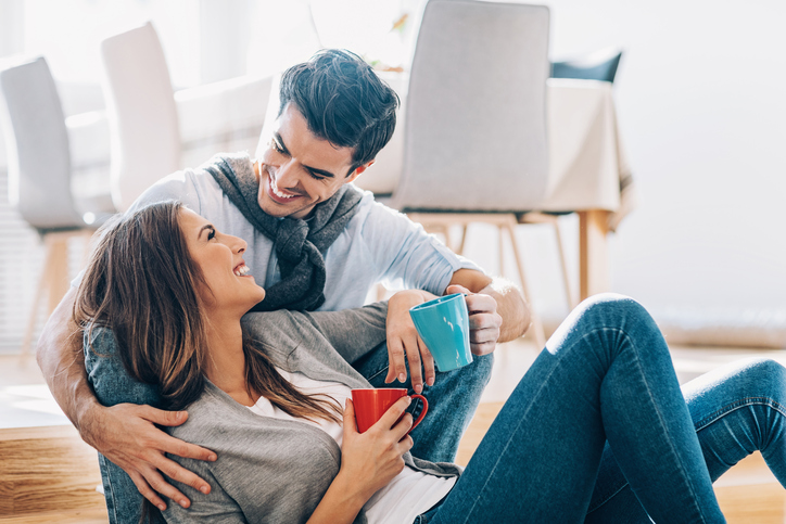"""""""Netflix And Chill"""" & 9 Other Things That Change When You're In A Serious Relationship"""