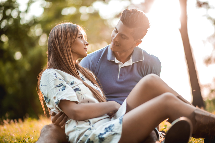 It Turns Out I Wasn't Afraid Of Commitment — I Was Afraid Of Committing To HIM
