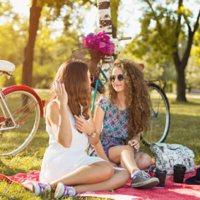 Dear Bestie — I Love You But I Feel Like I'm Becoming Your On-Call Therapist