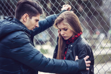 If I Break Up With You, Don't Fight For Me — Just Leave Me The Hell Alone