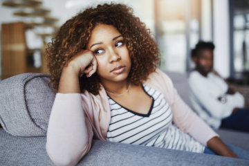 When Your Relationship Starts Stressing You Out, It's Time To Leave