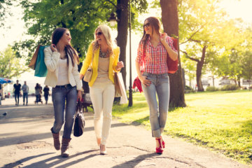 10 Things That Happen When You're Part Of A Group Of Amazing Women