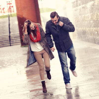 If He's Got One Foot Out The Door Of Your Relationship, He Might As Well Just Leave