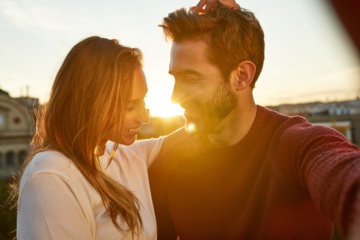 Here's How You Know You're More Than Just A Hookup To Him