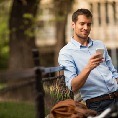 16 Things You Learn About A Guy By The Way He Texts