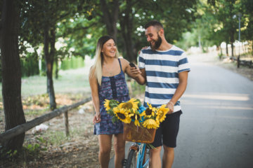"""How """"Positive Thinking"""" Completely Turned My Dating Life Around"""