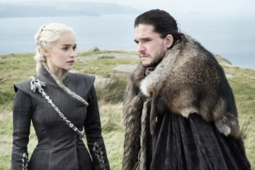 Definitive Proof That Daenerys And Jon Snow Are Totally Gonna Do It On 'Game of Thrones'