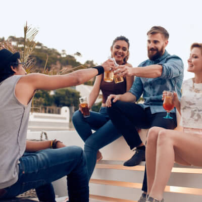 My Boyfriend Turns Into A Total Douchebag When He's Around His Friends—WTF?