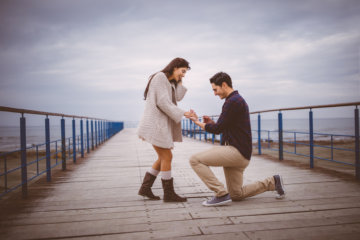 I Was Totally Against Marriage Until My Boyfriend Proposed