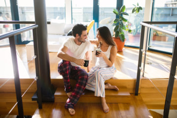 Why Living Together Is Just As Intense & Powerful As Being Married