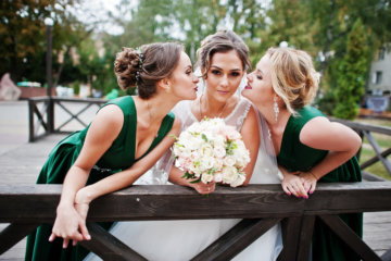 The Benefits Of Always Being A Bridesmaid And Never A Bride