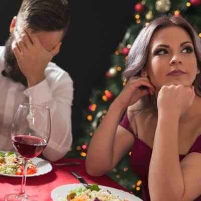 Couples Break Up Around The Holidays More Than Any Other Time—Why Is That?