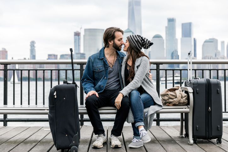 This Guy Traveled The World With His Girlfriend & Then Wrote Her This Unbelievably Sweet Letter
