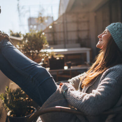 Here's A Radical Idea: Instead Of Looking For Love, Focus On Loving Yourself More