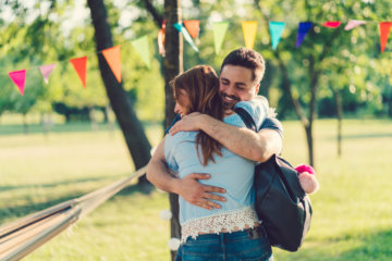 What A Guy's Hugs Say About His Feelings For You