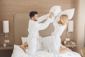 Here Are 10 Nonsexual Things My Partner And I Do In The Bedroom To Increase Intimacy