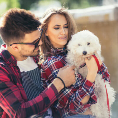 Getting A Dog With My Partner Made Me Sure I Don't Want A Baby