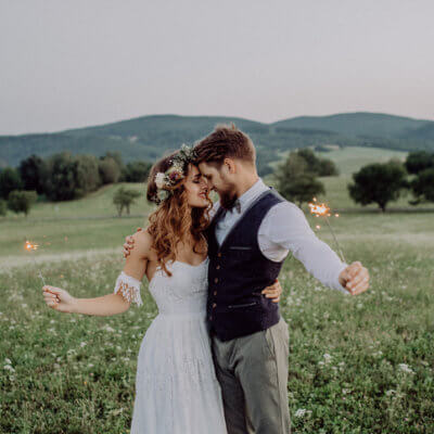 Handfasting Is The Marriage Alternative I Can't Wait To Do With My Partner