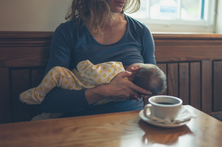 I'm A Mom But Women Breastfeeding In Public Grosses Me Out