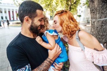 If You Want An Amazing Relationship, Date A Guy With Kids