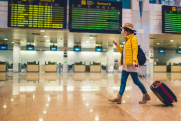 Want To Find Love? Book A Flight, Says Study