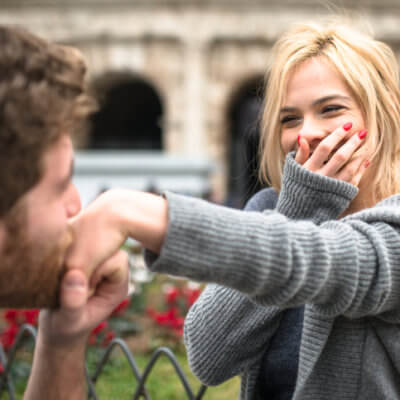 Does Chivalry Exist? One In Three Women Say No