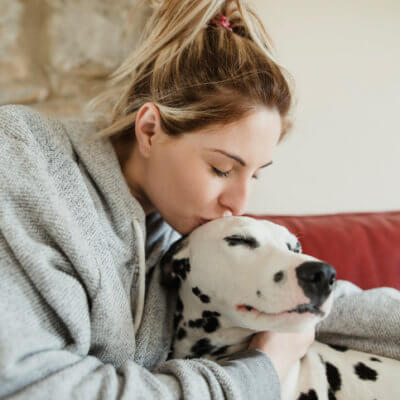 More Women Would Rather Cuddle With A Pet Than A Partner, Study Says