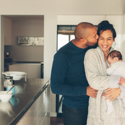 My Husband Is An Equal Partner As A Parent & That's How It Should Be