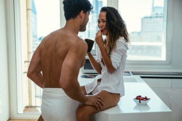 50% Of Women Are Turned Off By This One Thing In A Guy's Apartment