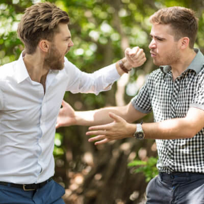 My Boyfriend Punched Someone For Me & It Was So Hot
