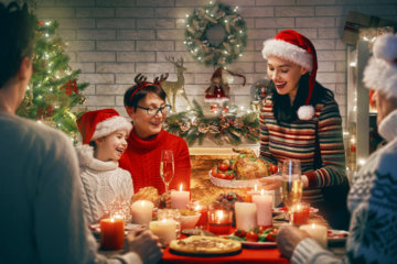 How To Survive Christmas With Your Family Without Having A Meltdown