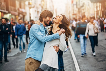 Is He Your Forever Person Or Your Never Person? Here's How To Tell