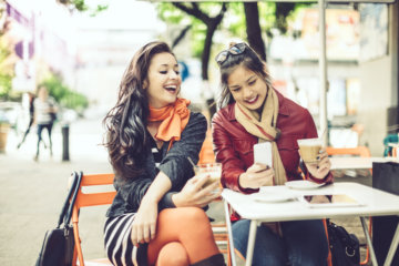 Women Like Their Friends More Than Their Partners, Study Says