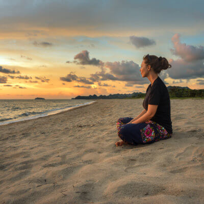 I Was Skeptical At First, But Meditation Surprisingly Helped My Anxiety