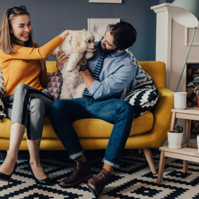 96% Of People Won't Date Someone Who Doesn't Like Dogs—And That's Not All