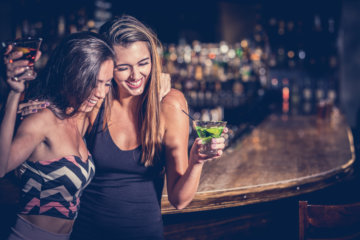 Gin Drinkers Are Sexier, Science Says