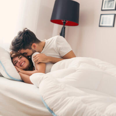 10 Things A Guy Does After You Sleep With Him For The First Time That Tell You He's A Keeper