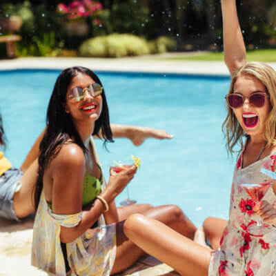 Want To Improve Your Health? Take A Girls Trip, Study Says